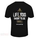 ТЕНИСКА LIFE IS TOO SHORT